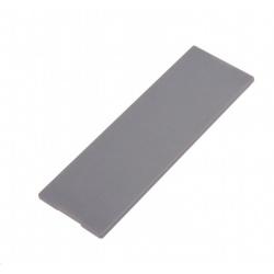 Заглушка для напр-щих SB04, пустая, цвет серый