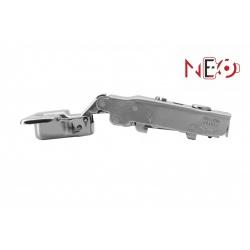 H306A02 - Baldų lankstas NEO su ekscentriku, CLIP-ON