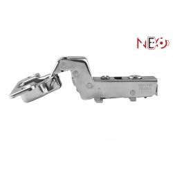 H306C02 - Baldų lankstas NEO su ekscentriku, CLIP-ON