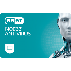 ESET NOD32 Antivirus, Nauja lic. 1 komp., 1 metams
