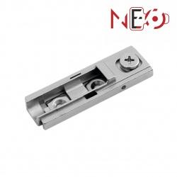 H6010 - tiesi lankstų plokštelė su eksc. reguliavimu, NEO...