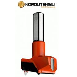Grąžtas cilindrinis D35 L70 S10x40 LH (lankstams)...