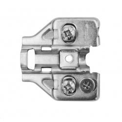 H5030 - lankstų plokštelė reguliuojama su eksc., su...
