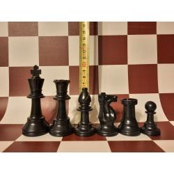 Šachmatai. Rinkinys. Plastikiniai.
